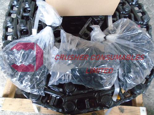 TSB000-031-7 TRACK SHOE BOLT | DT254D-DB230BB-DT22 | STRICKLAND
