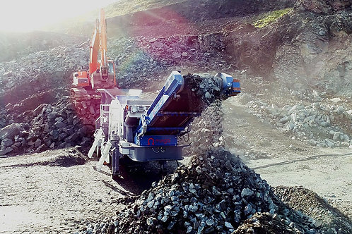 FOR SALE | OMEGA J960M MOBILE JAW CRUSHER (ELECTRIC)