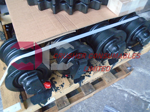 12.99.0387 Lower track roller | Terex Finlay