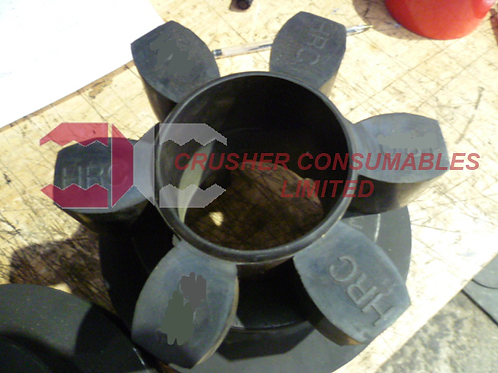 02280265 COUPLING RUBBER INSERT | TEREX POWERSCREEN