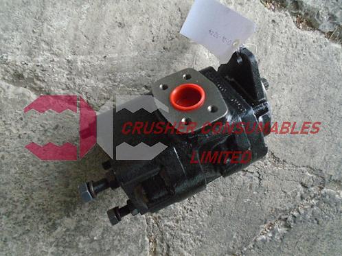 10-24-5224 TANDEM PUMP - FOR CAT ENGINE | FINTEC / SANDVIK
