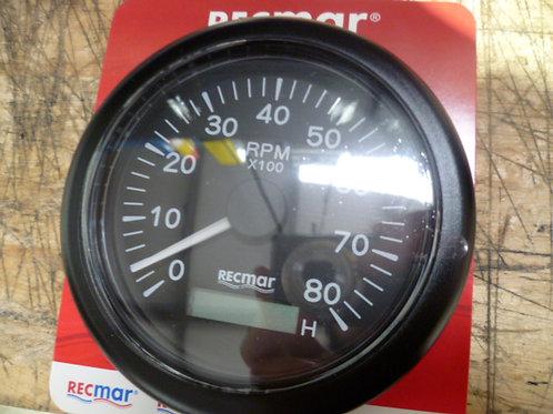 EN7313 HOUR CLOCK / TACHOMETER   SANDVIK / EXTEC