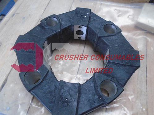 008A-00140-GUEL-008308 Centaflex-A size 140, type 0-S, 60 shore
