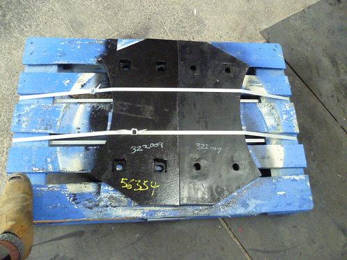 322009 Top centre side liner - AR400