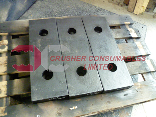 15059 IMPACT PLATE | RM60 | RUBBLEMASTER PARTS