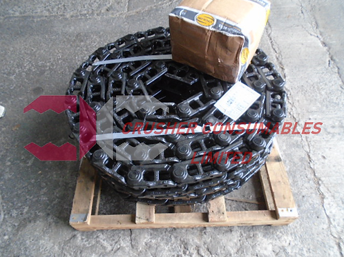 65501582 (065501582) TRACK LINK ASSEMBLY | WARRIOR 800 | TEREX POWERSCREEN