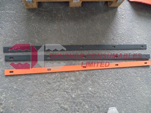 C2870000 HOPPER SCRAPER CLAMP | QA140 | SANDVIK / EXTEC