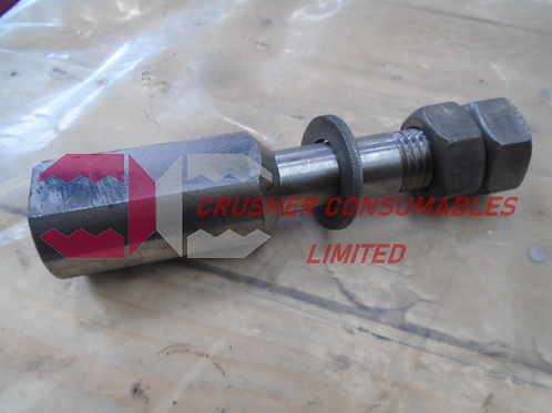 3-610 Bolt c/w nut & washer (for impact plate) | Tesab 1012