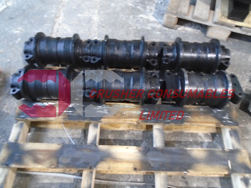 12.99.0354 SINGLE FLANGED LOWER ROLLER (TRACK) | TEREX FINLAY J-1175