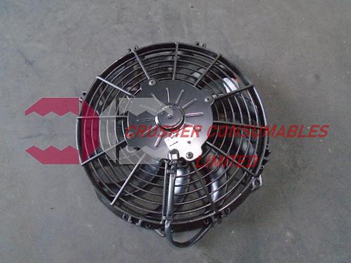 2589-2089 Fan and motor | TEREX PEGSON (POWERSCREEN) 1000 MAXTRAK