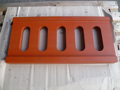 J1940000 TOGGLE PLATE STEEL | EXTEC / SANDVIK / FINTEC PITBULL MK2