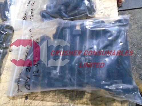 12.99.0355 TRACK ROLLER HEX HEAD BOLT | TEREX FINLAY J-1175