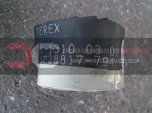 20.1310.03.01 Scraper rubber   TEREX FINLAY J-1160