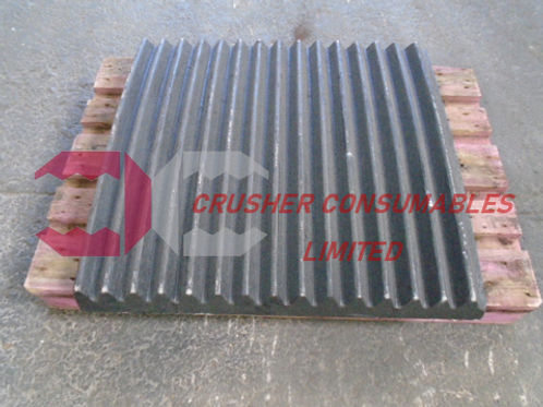 249000550 JAW PLATE MN18CR2 | MB BF90 / BF90.3