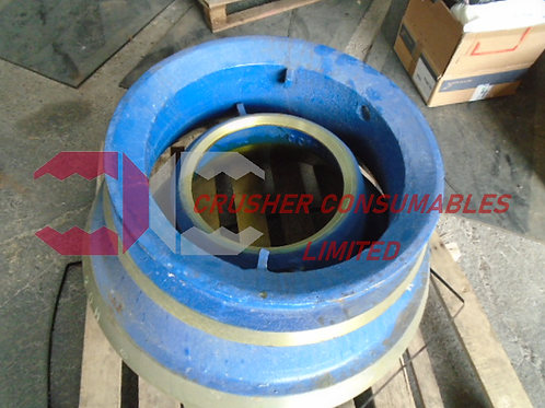 N55208001 CONCAVE (F & M) - 21% MN | METSO HP100