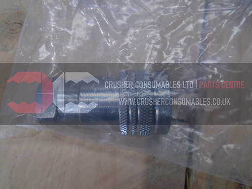 2520-0126 QR COUPLING   TEREX PEGSON / POWERSCREEN 1300 MAXTRAK