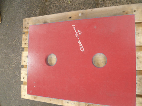 CR002-014-001 TOGGLE PLATE - 485MM  | TEREX PEGSON / POWERSCREEN 900 X 600 HA