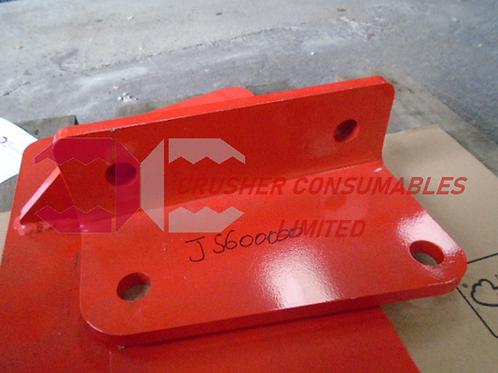 J5600000 MOUNTING BRACKET | C12 / QJ340 | SANDVIK / EXTEC