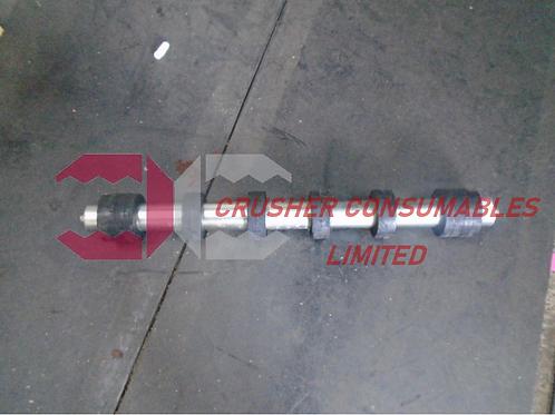 706204114740 DISC RETURN ROLLER | LT95 | METSO / NORDBERG