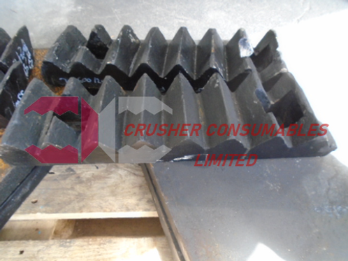 600/2090 FIXED JAW WEDGE - MULTI-TOOTH 14% MN | TEREX PEGSON