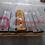 Thumbnail: 30099 Blow bar / hammer - 18% Mn   Rubblemaster RM80/RM90