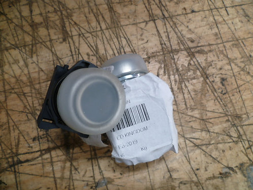 2683-2111 Black push button with contact block