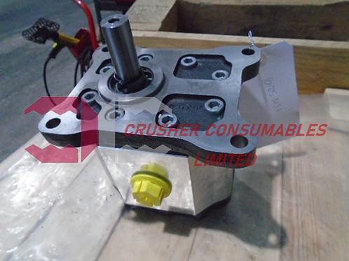HPLMA451BX5G7G7B22 Hydraulic motor | HPL