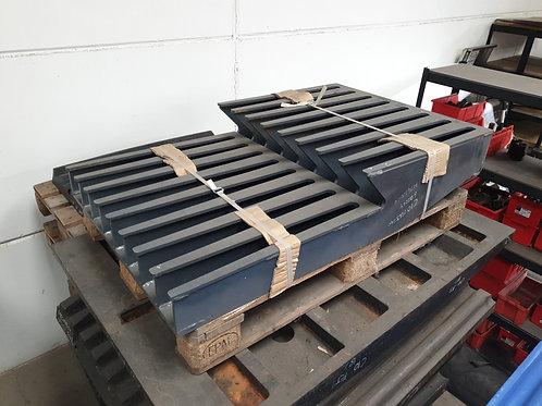 H7410000 GRIZZLY CASSETTE 35 - 70MM  | EXTEC / SANDVIK / FINTEC C10/QJ240