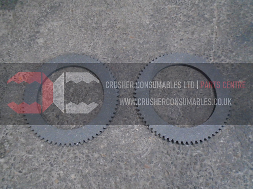 3006 Friction disc | ANDERTON CLUTCH