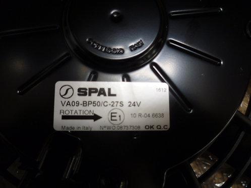 VA09-BP50/C-27S 24V Fan - SPAL