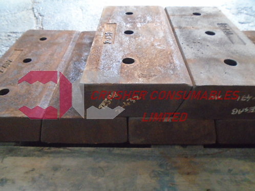 2-432M STROKE PLATE | TESAB 1012