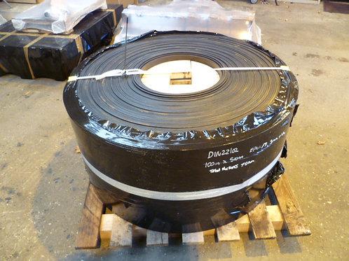 100M LONG X 500MM WIDE EP400/3, 3MM + 1.5MM - DIN22101 CONVEYOR BELT