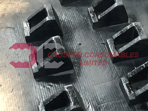 01255880459 FRONT LOCKING PIECE BRACE | I-C13 | EXTEC / SANDVIK