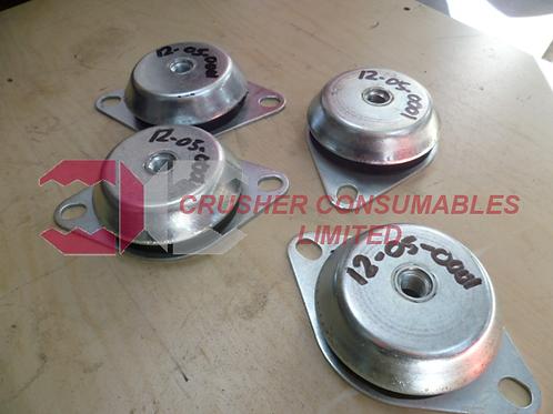 12-05-0001 ENGINE MOUNT   SANDVIK / EXTEC / FINTEC