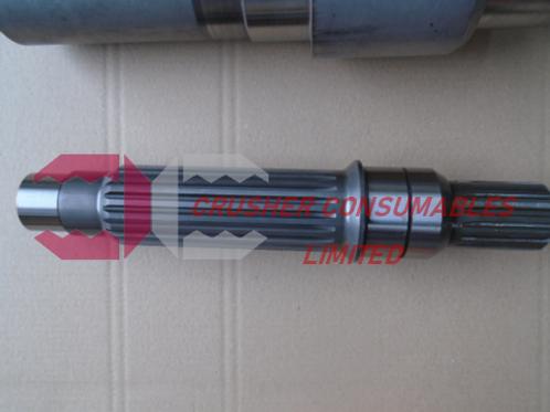 HM2022 SPLINE SHAFT FOR HM1019    EXTEC / SANDVIK / FINTEC C10/QJ240