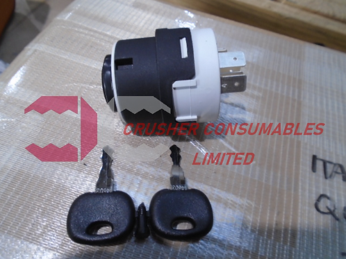 14.77.0001 IGNITION SWITCH | TEREX FINLAY