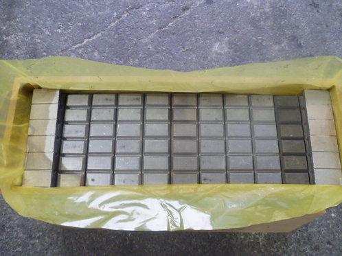 C101  CHOCKY BLOCK 240 X 100 X 23 - 15 ON 8 | BUCKET WEAR BLOCK