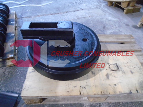 12.99.0507 Front idler group | TEREX FINLAY J-1175