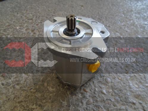 111.20.465.00 Gear pump 19cc | Turolla
