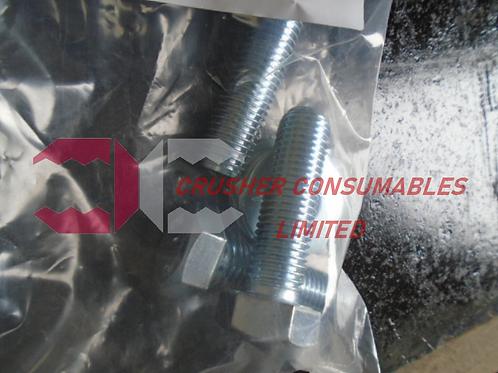 CJ0002-FA4 JAWSTOCK WEAR PLATE BOLT | SANDVIK / EXTEC