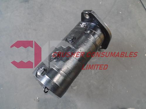 163D72203 HYDRAULIC GEAR PUMP (TRIPLE) | SAUER DANFOSS