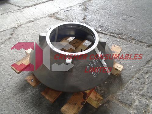 2747-5951 Locking nut cover   SYMONS NORDBERG 3' SHORTHEAD (METSO)