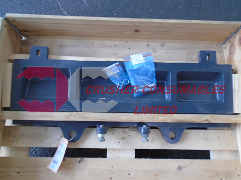 400.2524 DEFLECTOR PLATE KIT | SANDVIK QJ330 / CJ211 / FINTEC 1107
