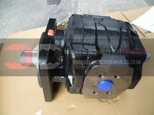 07251123 Motor | TEREX POWERSCREEN CHIEFTAIN 2100X