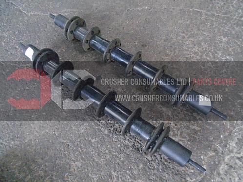 19.30.1019 1019mm Disc return roller | TEREX FINLAY J-1160