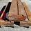 Thumbnail: 31.11.1040 Blow bar / hammer - martensitic | Terex Finlay I-130 / I-1312
