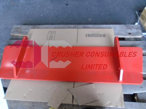 J5580000 DEFLECTOR DOOR PLATE | C12 / QJ340 | SANDVIK / EXTEC