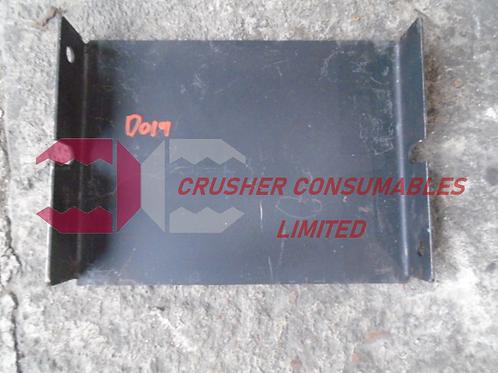 D0190000 MOTOR COVER PLATE | QJ240 / C10 | SANDVIK / EXTEC
