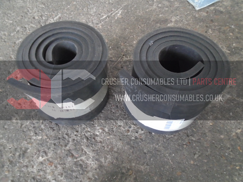 20.1175.03.03 Sealing rubber | TEREX FINLAY J-1160