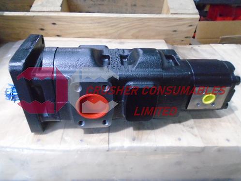 HP1008 Triple pump | SANDVIK / EXTEC
